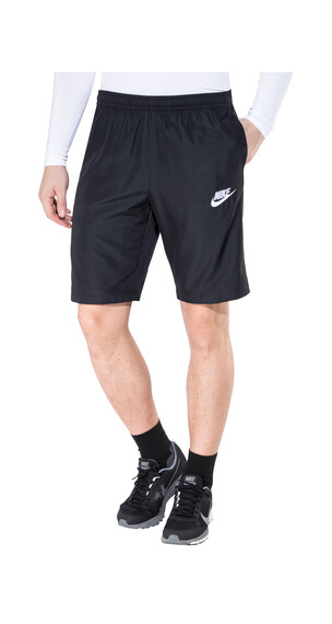 Nike NSW Korte hardloopbroek Heren zwart